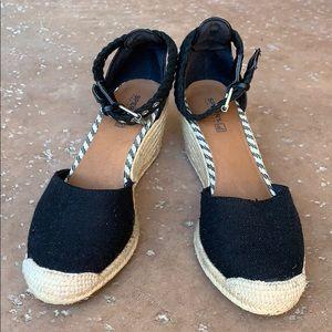 Sperry Espadrille Wedge Sandal